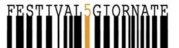 Festival 5 Giornate logo
