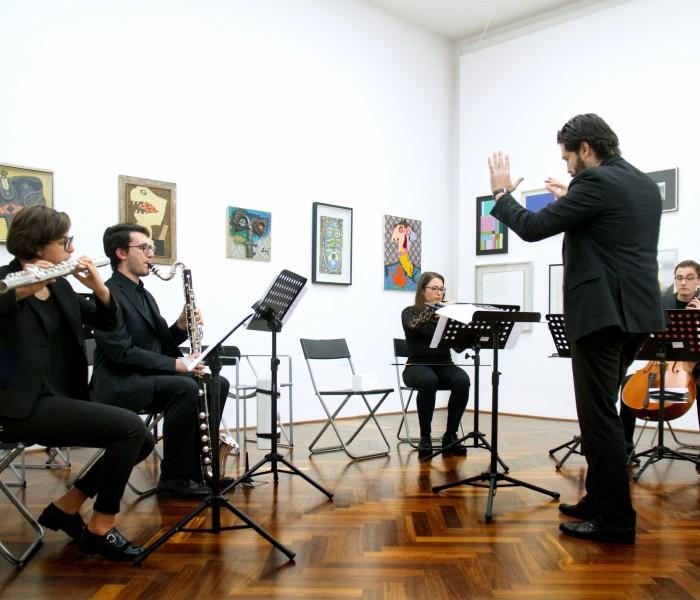 22 marzo – Ensemble del Conservatorio di La Spezia