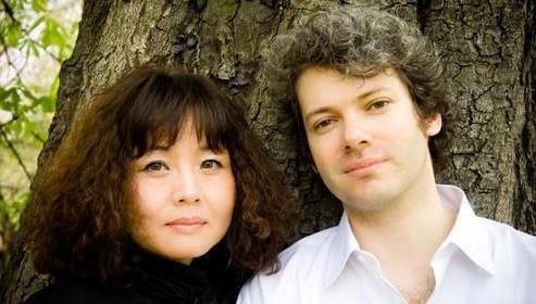 Concerto di JOO CHO e MARINO NAHON con la partecipazione del Laboratorio di musica contemporanea del Conservatorio di Musica di Mantova